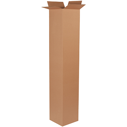 "12 x 12 x 72"" Tall Corrugated Boxes"