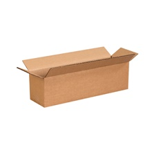 "14 x 4 x 4"" Long Corrugated Boxes"