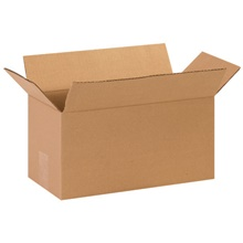 "14 x 7 x 7"" Long Corrugated Boxes"