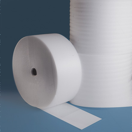 "1/16"" x 12"" x 1250' (6) Perforated Air Foam Rolls"