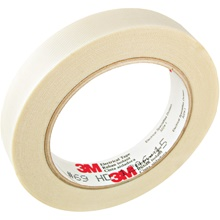 "1"" x 108' White 3M 69 Electrical Tape"