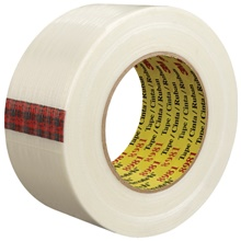 "2"" x 60 yds. (12 Pack) 3M 8981 Strapping Tape"