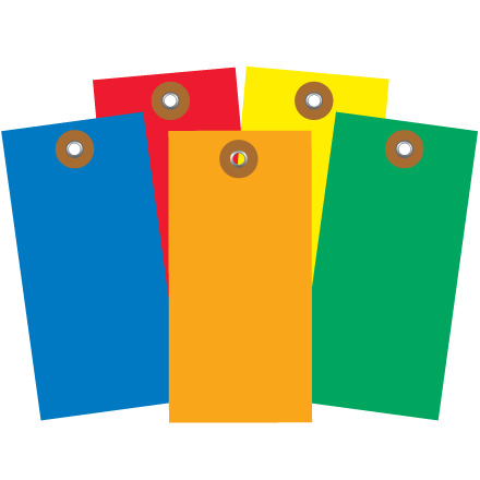 Tyvek<span class='rtm'>®</span> Colored Shipping Tags