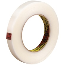 "3/4"" x 60 yds. (12 Pack) 3M 865 Strapping Tape"