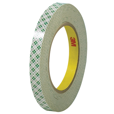 "1/2"" x 36 yds. 3M - 410M Double Sided Masking Tape"