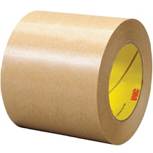 "4"" x 60 yds. 3M 465 Adhesive Transfer Tape Hand Rolls"